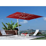 FIM P-Series 11.5' Square Cantilever Patio Umbrella 11.5' x 11.5'