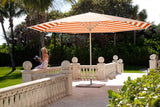 "18'1"" Custom Octagon Umbrellas"