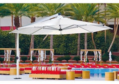 Shademaker Galaxy 16'4 Crank Lift Octagon Patio Umbrella (SMGALAXY50)