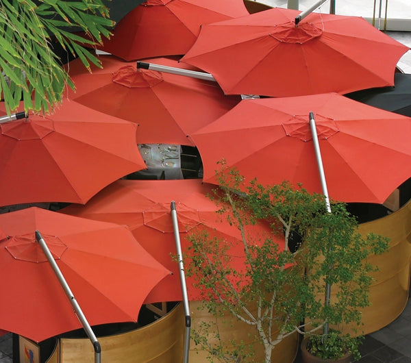 Shademaker Orion 11'5 Octagon Offset Patio Umbrella (SMOR35)