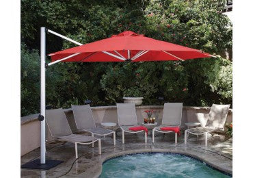 Shademaker Sirius 9'9 Octagon Crank Lift Patio Umbrella (SMSR30)