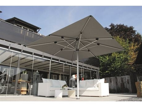 Shademaker Astral 16'4 Square Crank Lift Patio Umbrella (SMASTRALTC50S)