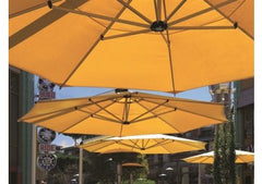 Shademaker Orion 9'9 Octagon Crank Lift Patio Umbrella (SMOR30)