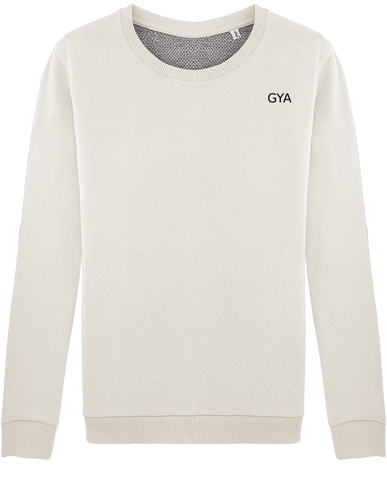 organic cotton Sweatshirt - Gym Your Age™
