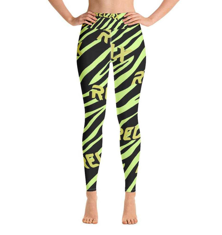 Flashy Relaxed Yoga Pant