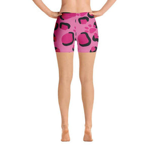 Pink Panther Yoga Short - Gym Your Age™