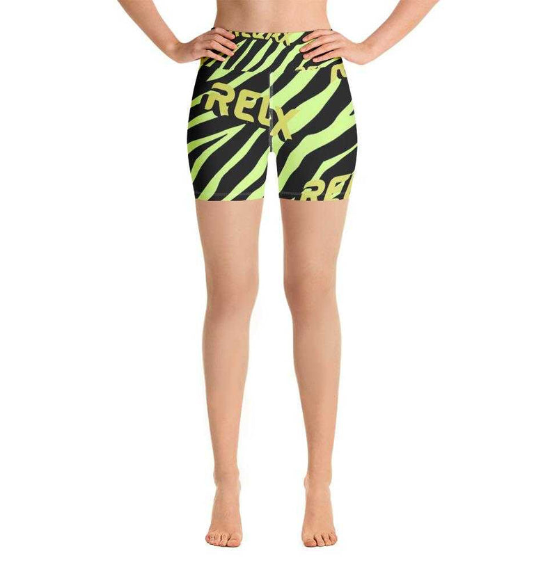 Flashy Relaxed Yoga Short