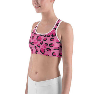 Pink Panther Sport bra - Gym Your Age™