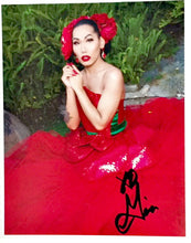 Load image into Gallery viewer, AUTOGRAPHED #LaChinaMasLatina 8 x 10 + free sticker