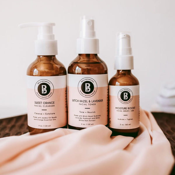 Bella Botanicals Natural Beauty Trio