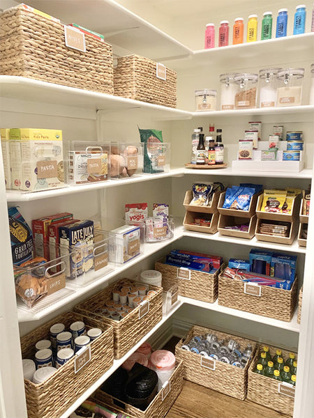 6 Simple Steps to a More Organized Pantry and Fridge