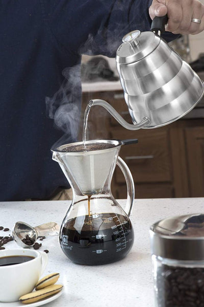 Both Your In-Laws & Hipster House Guests Will be Impressed by These Pour Over Sets