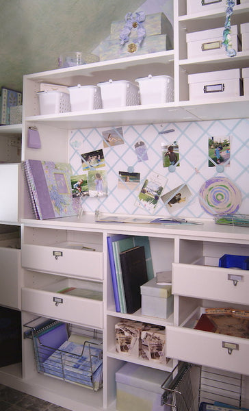 Custom Home Storage Solutions for Your Hobby Room