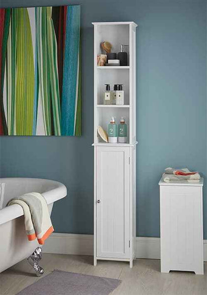 Diy Concept Wooden Bathroom Storage