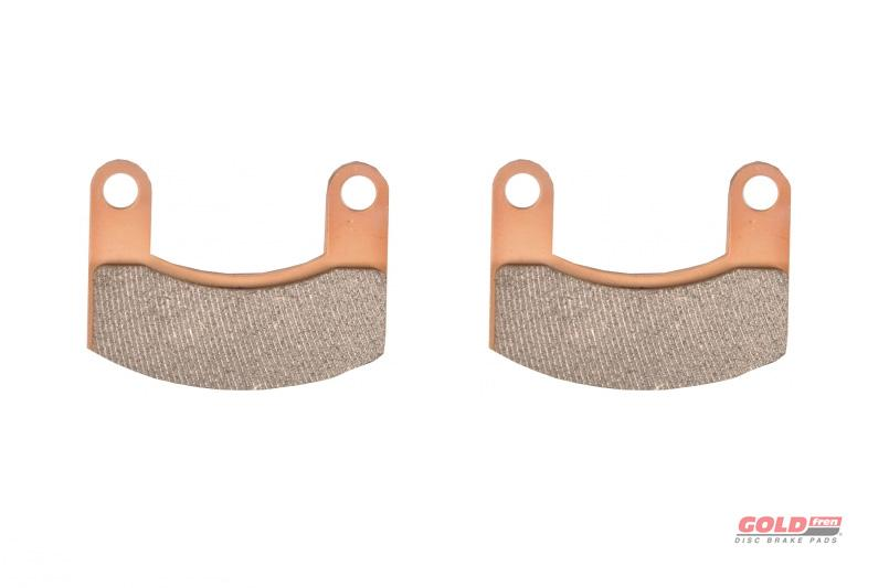 GOLDfren Brake Pads for Aerospool WT9 Dynamic 925AD (1-pair)