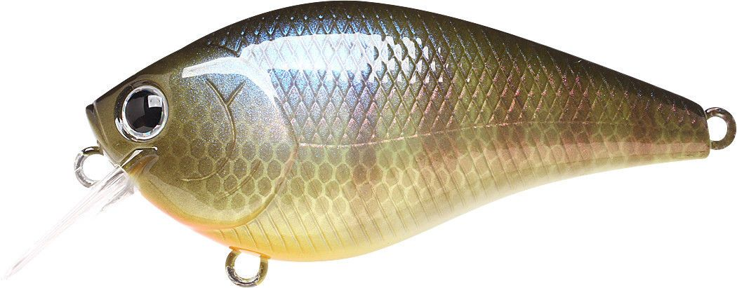 Lucky Craft LC 1.5 Shallow Squarebill Crankbait