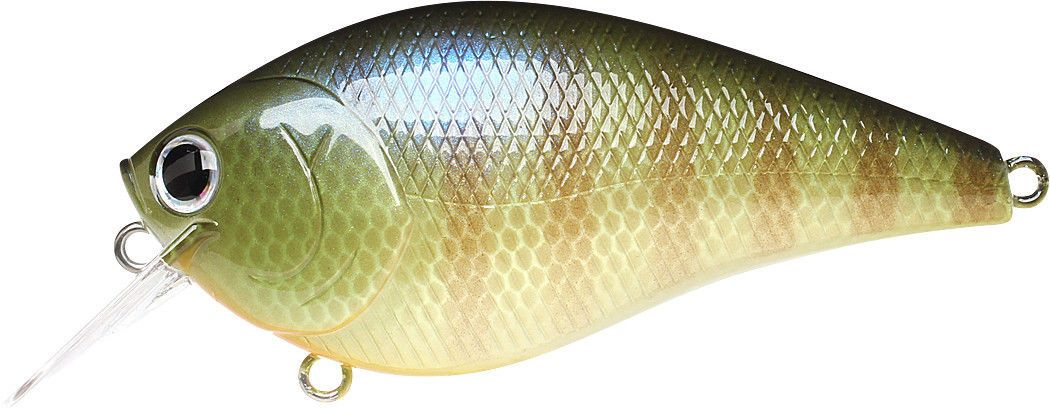 Lucky Craft LC 2.5 Shallow Squarebill Crankbait