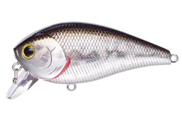 Lucky Craft LC 1.5SSR Super Shallow Waking Squarebill Crankbait