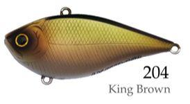 LUCKY CRAFT RTO VIBE RATTLE KING BROWN
