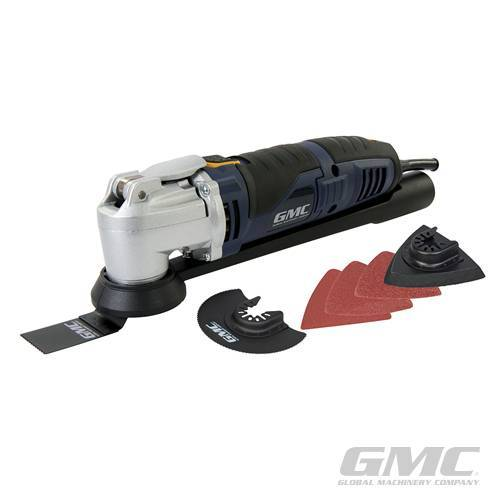 GMC GKOMT - 250W Keyless Multi-Cutter Tool 230V Sold by ashcraftgb