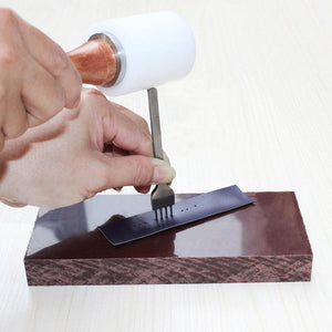Leather Craft Punching Hole Tool  Stitching Sewing Punches