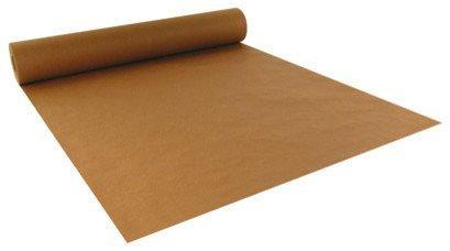 Exclusive crown display 480 count kraft paper sheets 80 gsm brown kraft wrapping paper ream bulk packaging for shipping packing postal arts and crafts 30 x 15 4 rolls 150 square ft