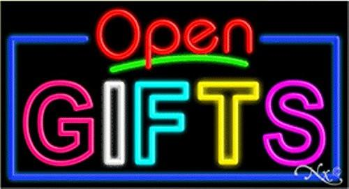 Gifts Open Handcrafted Energy Efficient Glasstube Neon Signs