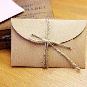 Handmade Mini Craft Paper Envelope