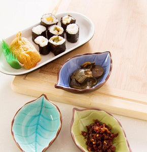 Handcrafted Japanese Sushi Dishes
