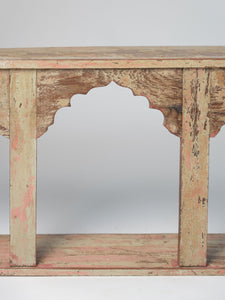 Handcrafted Indian Wall unit