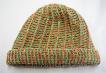 Load image into Gallery viewer, Handcrafted crochet woollen hats in various colours and sizes