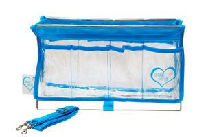 Handy Caddy Deluxe Turquoise Craft Organizer
