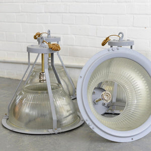 Large Aircraft Hanger Lights By Holophane