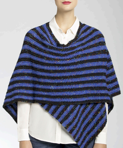 Isaac Mizrahi® Craft™ University Crochet Wrap