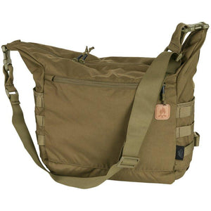 HELIKON-TEX BUSHCRAFT SATCHEL BAG - COYOTE