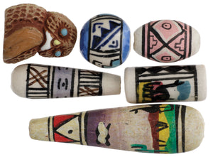 Handcrafted Bead Assortment