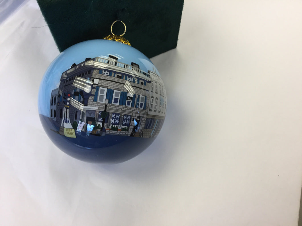 HANDCRAFTED ORNAMENT - LEE'S SHOPS AT WAGNER SQUARE