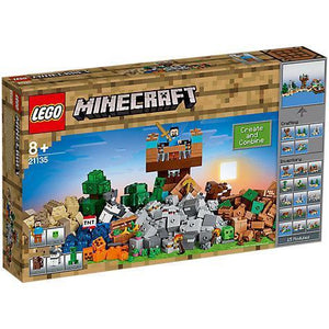 LEGO® Minecraft The Crafting Box 2.0-21135
