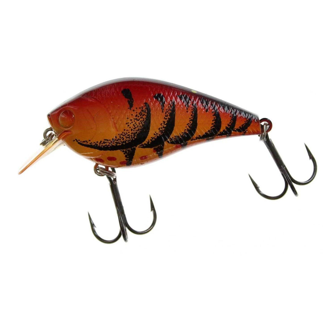 Lucky Craft LC 1.5 DELTA CRAZY RED CRAW