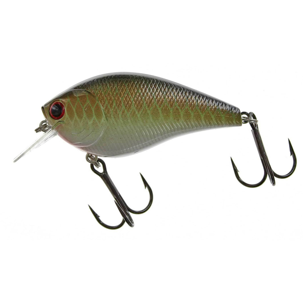 Lucky Craft LC 2.5 Copper Green Shad