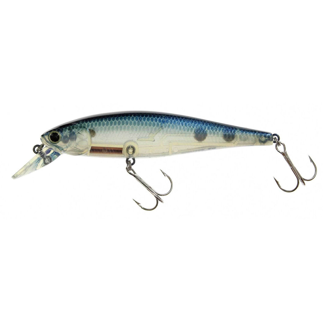 Lucky Craft Pointer 100 Ghost Blue Shad