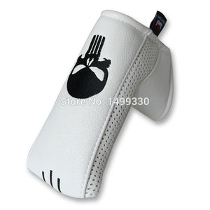 Headcover With Magnetic Closure Blade