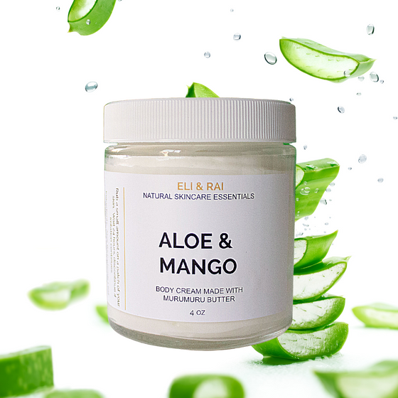 Aloe and Mango Body Cream
