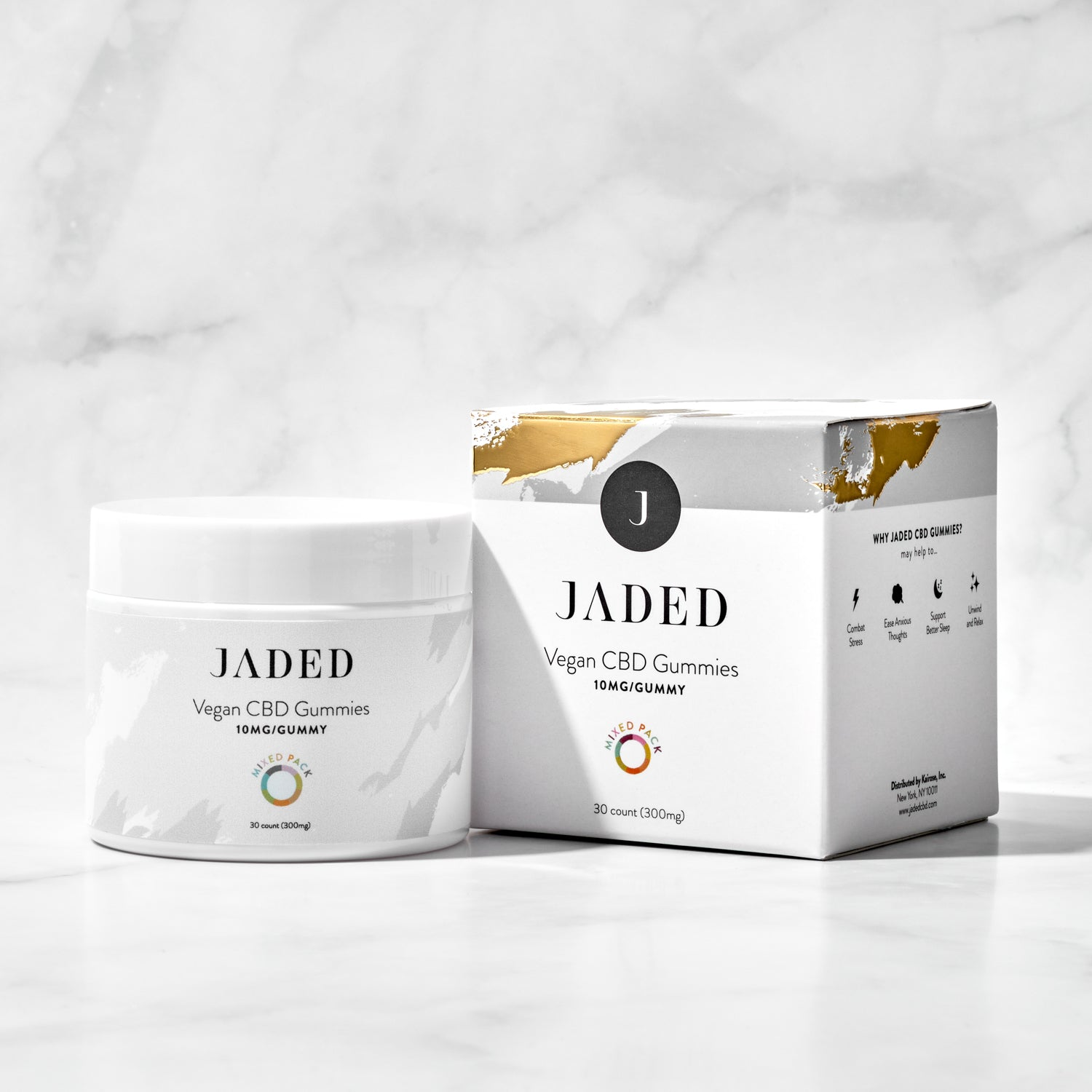 Mixed Pack - Jaded CBD