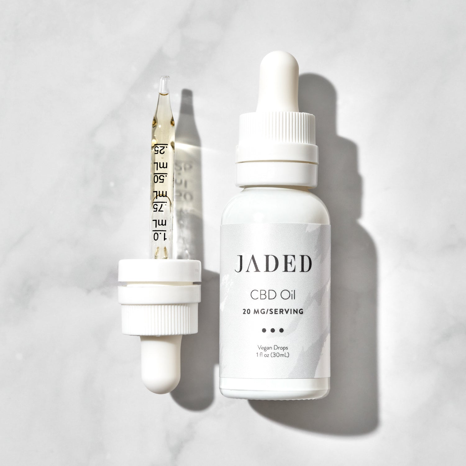 Vegan CBD Oil - Jaded CBD