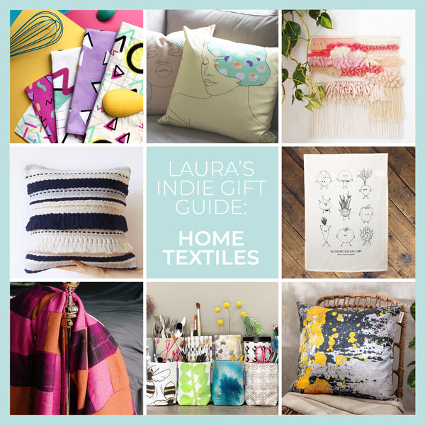 HOME TEXTILES GIFT GUIDE