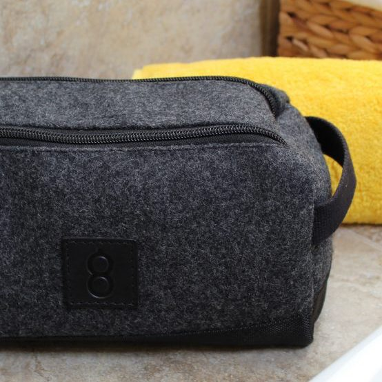 Both Barrels wash bag