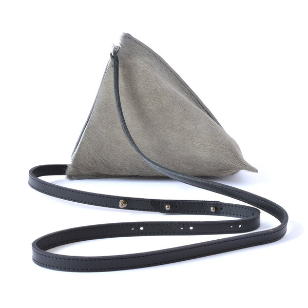 deLacy grey bag