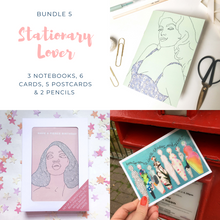 Load image into Gallery viewer, BUNDLE 5 - STATIONARY LOVER