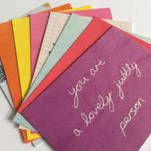 Load image into Gallery viewer, SELF-LOVE SERIES - PACK OF 8 A6 POSTCARDS